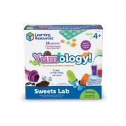 Joc educativ Laboratorul de dulciuri Yumology Learning Resources, 4 ani+