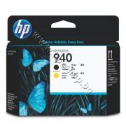 Глава HP 940, Black + Yellow, p/n C4900A - Оригинален HP консуматив - печатаща глава