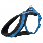 Trixie Premium Touring Harness - Royal Blue - S-M