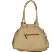 Leather Land Girls Beige Shoulder Bag