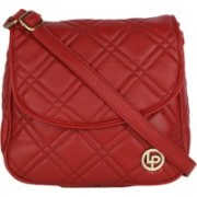 Lino Perros Red Sling Bag