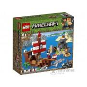 LEGO® Minecraft™ 21152 Avantura na gusarskom brodu