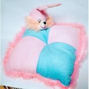 manraj fashion baby pink pillow