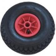 Kerék molnárkocsihoz műanyagfelnis, tűgörgős 3.00-4 (260x85) (12339)