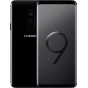 "Samsung Smartphone Samsung Galaxy S9 Plus Sm G965f 64 Gb 4g Lte Wifi Doppia Fotocamera 12 Mp + 12 Mp Octa Core 6.2"" Quad Hd+ Super Amoled Refurbished Midnight Black"
