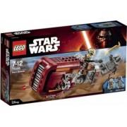 Set de constructie Lego Reys Speeder