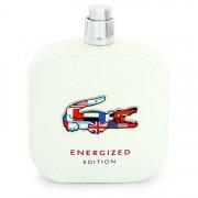 Lacoste Eau De Lacoste L.12.12 Energized Eau De Toilette Spray (Tester) By Lacoste 3.4 oz Eau De Toilette Spray