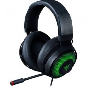 Razer Kraken Ultimate, THX Spatial Audio, Custom-tuned 50mm drivers, Active noise-canceling microphone, Eyewear-friendly cooling