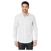 Robert Graham Crantor Long Sleeve Woven Shirt White