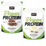 QNT Vegan Protein - 500 gram - Vanilla Macaroon