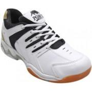 Port Hyper-Cross Squash Shoes(White)