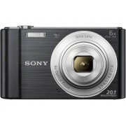 Sony Cyber-Shot DSC-W810B Digitale camera 20.1 Mpix Zoom optisch: 6 x Zwart