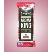 Card aromatizant pentru tutun ICE CHERRY, Aroma King