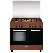 Glem Gas Ar965gc Cucina 90x60 5 Fuochi A Gas Forno A Gas Con Grill Elettrico 70