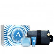 Azzaro Chrome SET Eau de toilette - Cofanetti