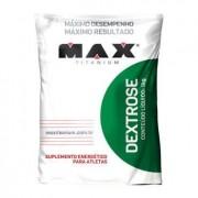 Dextrose 1 KG Sem Sabor - Max Titanium