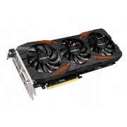 Gigabyte nVidia GeForce GTX 1070 G1 Gaming 8GB PCIe Video Card 7680x4320 @ 60Hz 3xDP HDMI DVI SLI VR Ready 1822/1784 MHz