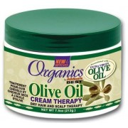 Africas Best Organics Olive Oil Cream Therapy 213 gr