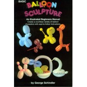 Balloon Sculpture Book - Schindler