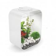 Acvariu BiOrb LIFE 15 litri LED, Alb
