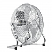 Вентилатор [in.tec]®,70W, Сребрист, с 3 степени