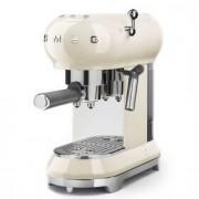 SMEG - Espresso Kaffeemaschine Sahne Serie 50 Jahre