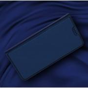 DUX DUCIS Skin Pro Flipes tok telefon tok Samsung Galaxy A6 Plus 2018 A605 arany