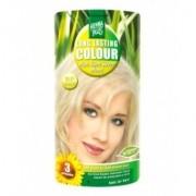 Hennaplus 10.01 ezüstszőke hajfesték