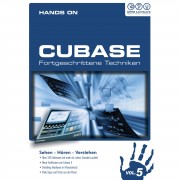 DVD Lernkurs Hands On Cubase Vol.5 Técnicas para usuarios avanzados