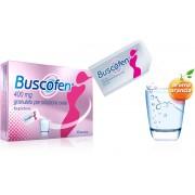 Sanofi Buscofen 10 Bustine Granulato 400 Mg