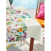 Hossner Tischdecke rund ca. 170cm Hossner beige