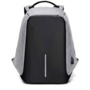 AF 17 inch, 15.6 inch, 15 inch, 14 inch Laptop Backpack(Grey)