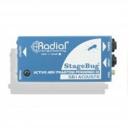 Radial StageBug SB-1 Acoustic activo DI Box