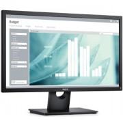 "Monitor LED DELL E-series E2417H 24"", 1920x1080, 16:9, IPS, 1000:1, 178/178, 5ms, 250 cd/m2, VESA, 8ms, VGA, DisplayPort, Black"