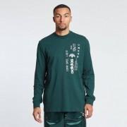 Adidas Graphic Long Sleeve GREEN NIGHT F17