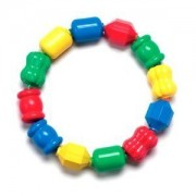Toy / Game Wonderful FISHER PRICE Snap-LOCK Beads Super Fun Shapes BABY Classic TOY Infant Developme