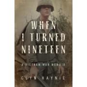 When I Turned Nineteen: A Vietnam War Memoir, Paperback