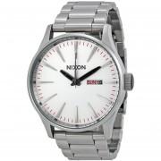Reloj Nixon A356130 Para Hombre-Plateado