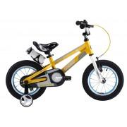 """Dječji bicikl Space aluminij 12"""" žuti"""