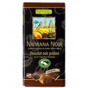 Rapunzel Nirvana Noir keserű töltött Csokoládé 100 g