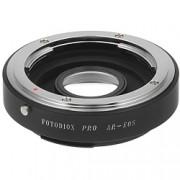 Fotodiox Pro - lnel adaptor Konica AR la Canon EF (cu cip de confirmare focus)