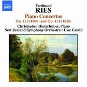 F. Ries - Piano Concertos (0747313263820) (1 CD)