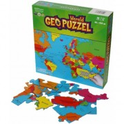 Geen Wereld puzzel voor kinderen