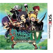 Etrian Odyssey Iv Legends Of The Titan Nintendo 3Ds