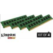 Kingston 32 GB DDR3-RAM - 1333MHz - (KVR1333D3N9HK4/32G) Kingston ValueRAM CL9