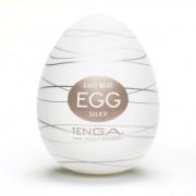Tenga - Egg Silky 1 Piece