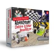 FRANZIS.de (ausgenommen sind Bücher und E-Books) Abenteuer Elektro- & Solar Rennflitzer - Die große Baubox
