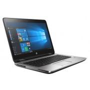 """HP Probook 640 G3 7th gen Notebook Intel Dual i3-7100U 2.40Ghz 4GB 500GB 14"""" WXGA HD HD620 BT Win 10 Pro"""