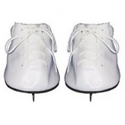 White Ice Skates Teddy Bear Clothes Fits Most 14 - 18 Build-a-bear Vermont Teddy Bears and Make Your Own Stuffed Animals