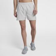 Short de running doublé Nike Distance 12,5 cm pour Homme - Gris